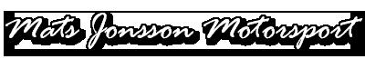 Mats Jonsson Motorsport logo